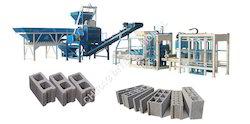 Automatic Hydraulic Block And Paver Machine