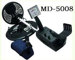 High Sensitivity Underground Metal Detector Md-5008