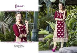 Pure Cotton Satin Kurti