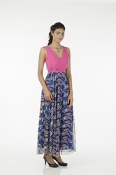 Women Garment Maxi Dress