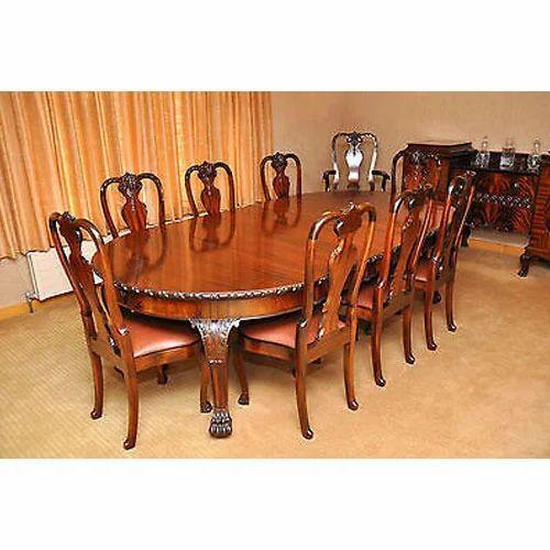 Grand Antique Dining Set - Designer Dining Set - Grand Antique Dining Set Manufacturer From