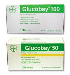 Glucobay Tablet