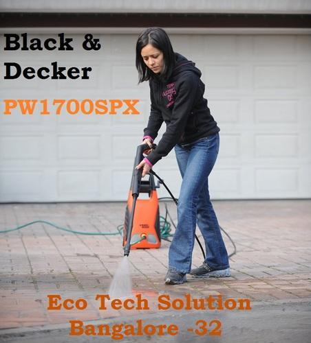 Black & Decker PW1700SPX Car Washer