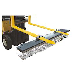 Forklift Operated Magnetic Sweeper