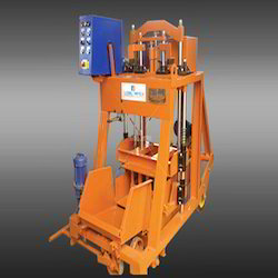 Global 430-G Hydraulic Concrete Block Making Machine