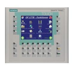 Simatic OP177B 6 DP PLC Panel
