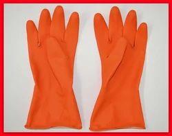 Acid Alkali Proof Rubber Hand Gloves