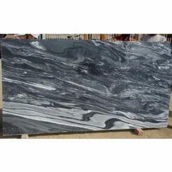 Thunder Black Marble Stone