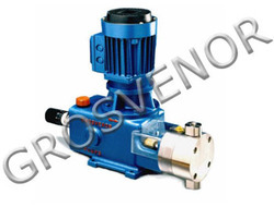 Actuated Diaphragm Dosing Pumps