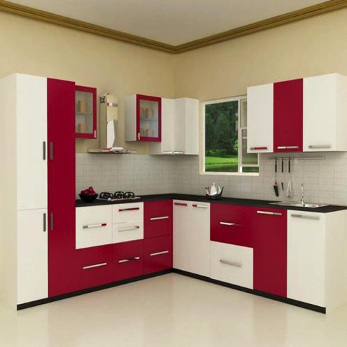 Kaka Pvc Kitchen Furniture: PVC Furniture Boards Manufacturer From Rajkot