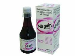 Iron and Folic Acid Syrup