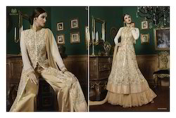 Heavy Embroidered Work Salwar Suits