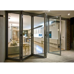Aluminum Alloy Sliding Door