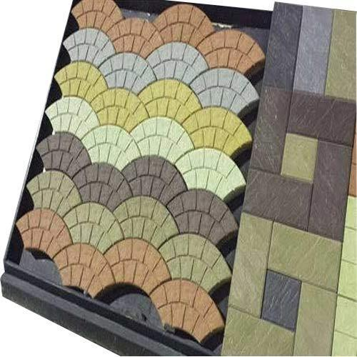 Ceramic tile moldings