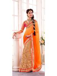 Designer Wedding Wear Sarees