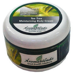 Aromablendz Tea Tree Body Cream