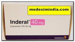 Inderal Tablets