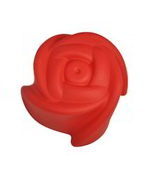 Silicone Rose Shape Muffin Cup