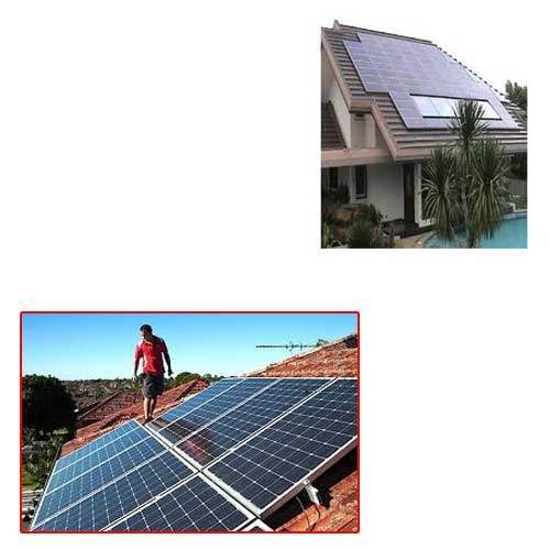 Solar Rooftop System for Home