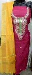 Aaditri Clothing Party Wear Chanderi Suit
