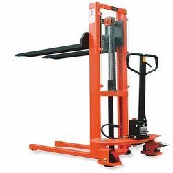 Hydraulic Stacker Manual