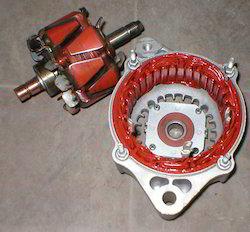 Insulation Coating Of Stators And Rotors