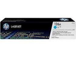 HP CE311A Cyan Toner Cartridges