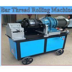 Bar Thread Rolling Machine