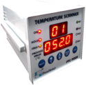 Temperature Scanner PTC900A     (8 channel)