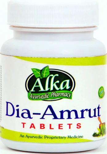 Dia-Amrut Tablet (Diabetes)