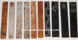 Soapstone Incense Stick Burners