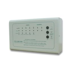 Wired Fire Alarm Control Panel