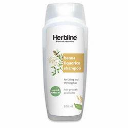 Henna Liquorice Shampoo