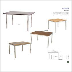 Bristo Canteen Table Cera Edge / Cera