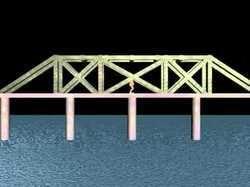 Floating Bridge - Model