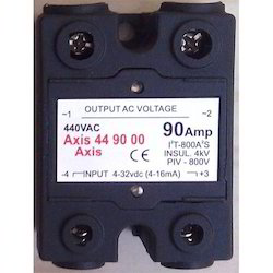 Double Phase Ssr 90 Amps