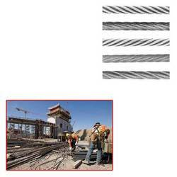 Steel Wire Ropes for Construction Site