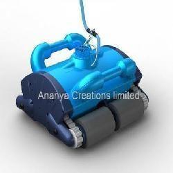 Robotic Pool Vacuum Cleaner