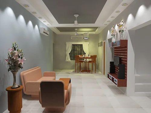 Hall Interior Works - Hall Interior Designing Service Manufacturer ...