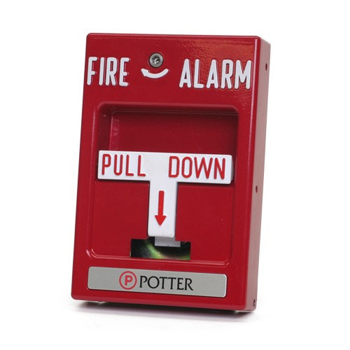 Manual Pull Station Fire Alarm  Fire Alarm System
