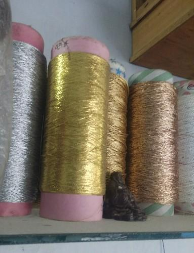 colour zari thread indiamart