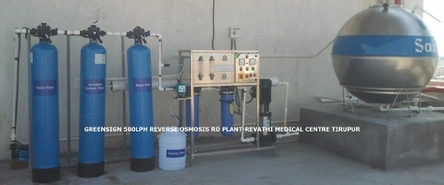 Greensign Systems Amp Controls Manufacturer Of Ro Plants