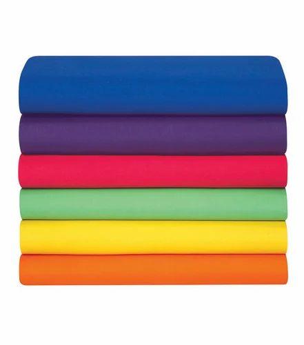 Denim Cloud Fleece Fabric