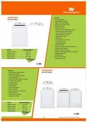 White Westinghouse Washing And Drying Machine