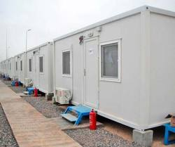 Modular Industrial Container