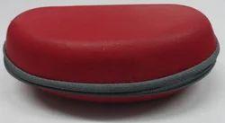 Mack red PU Eyewear Case