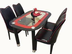 Metal Dining Table Set 316 Y-18