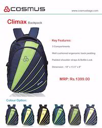 Climax Cosmus Backpack