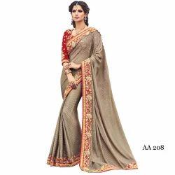 Women Net Saree