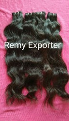 Unprocessed Natural Human Hair Extensions